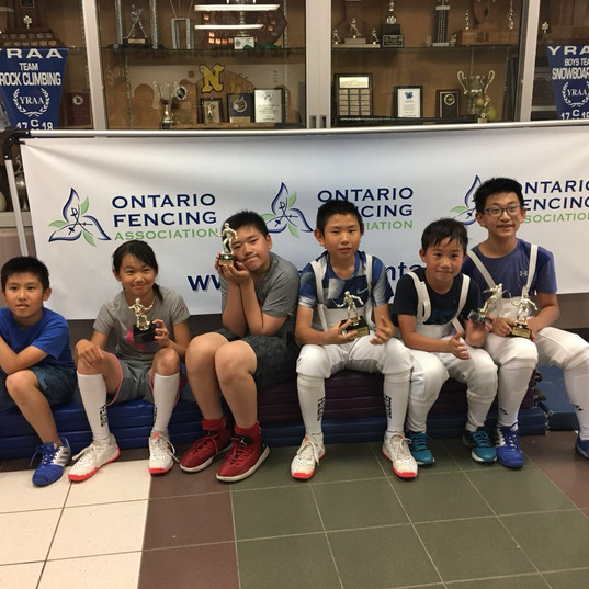 Ontario Provincial Youth Championships 2018