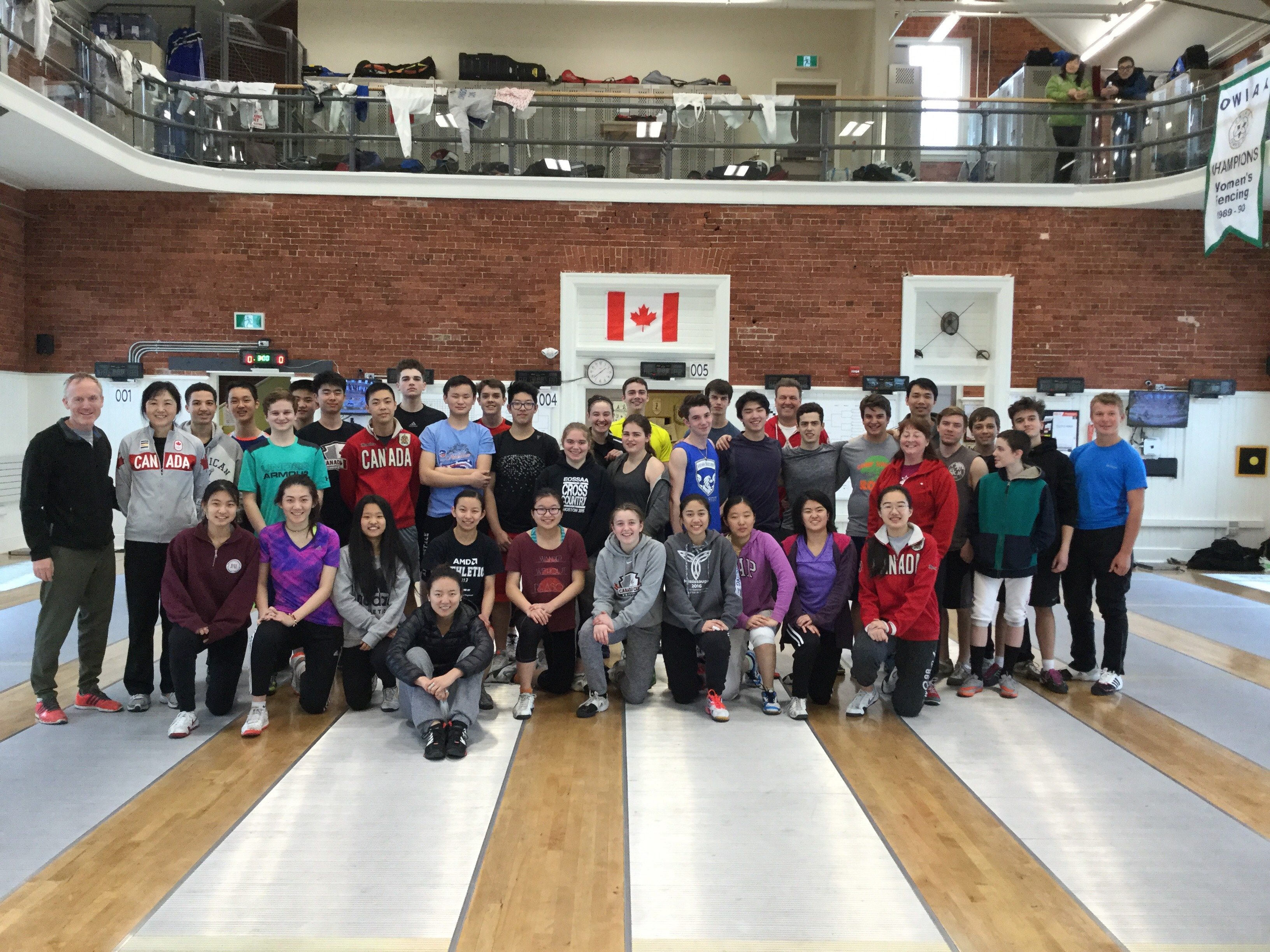 Fencing Camp - RMC