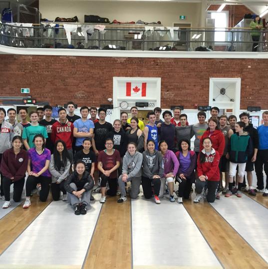 Ontario Training Camp
