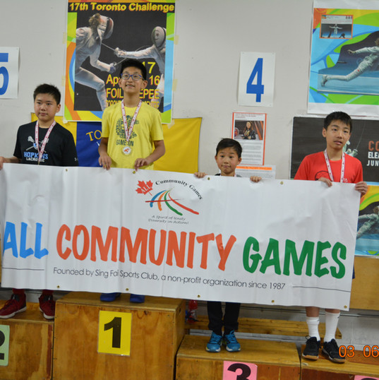 Community Games 2018