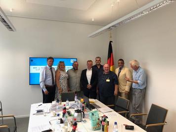 Treffen von Verkehrspolitikern und Luftfahrtexperten der AfD