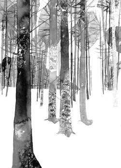 'Esher woods'