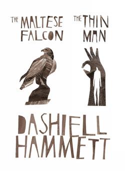 Dashiell Hammet montage