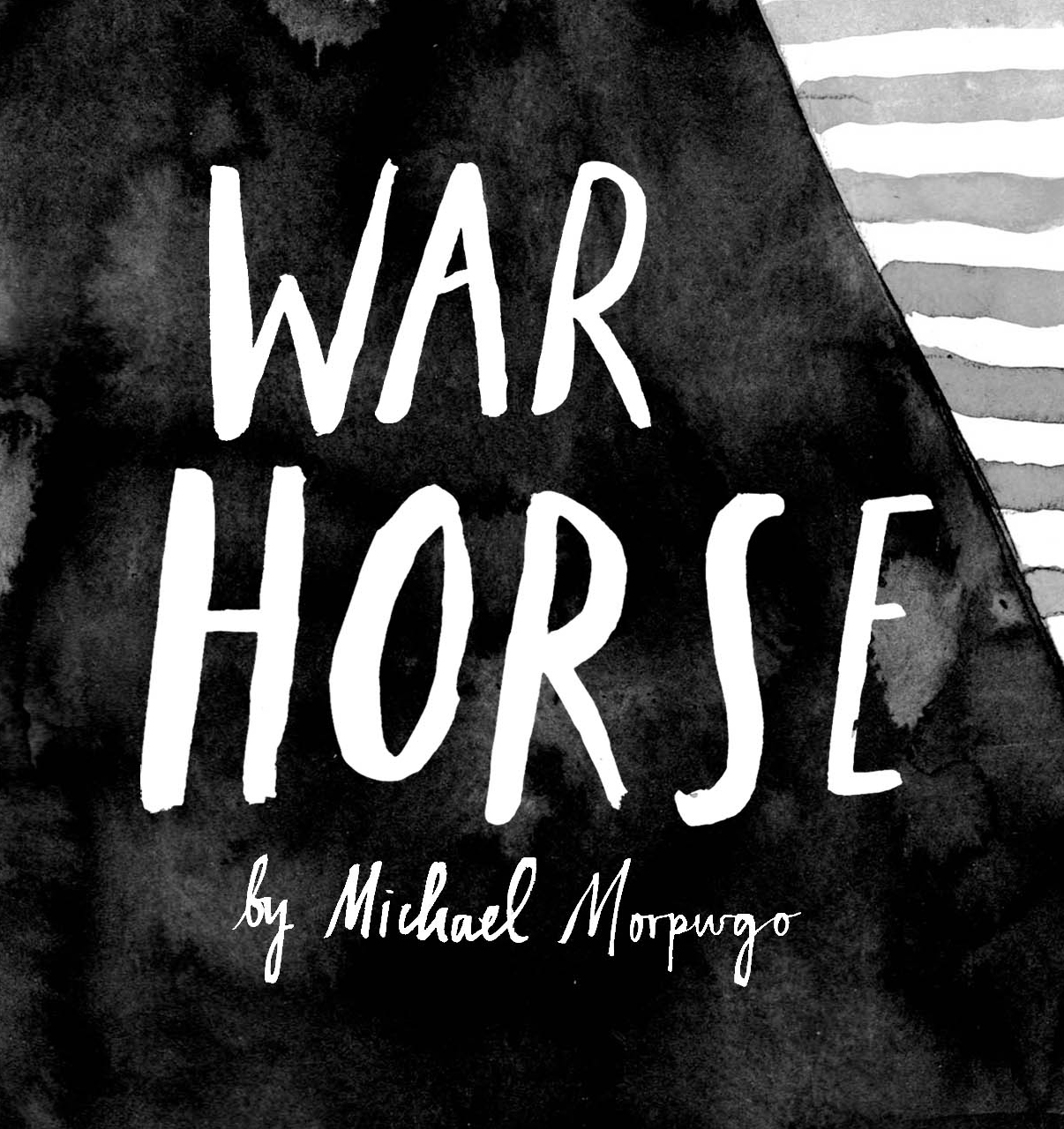 War Horse Cover Typeface