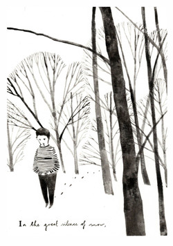 BIRD OF THE SNOW page 2