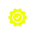 smoke free checkmark icon yellow.png