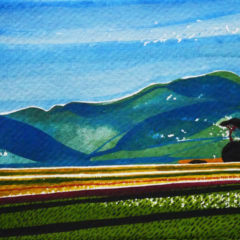 'Bhara Kahu Landscape'