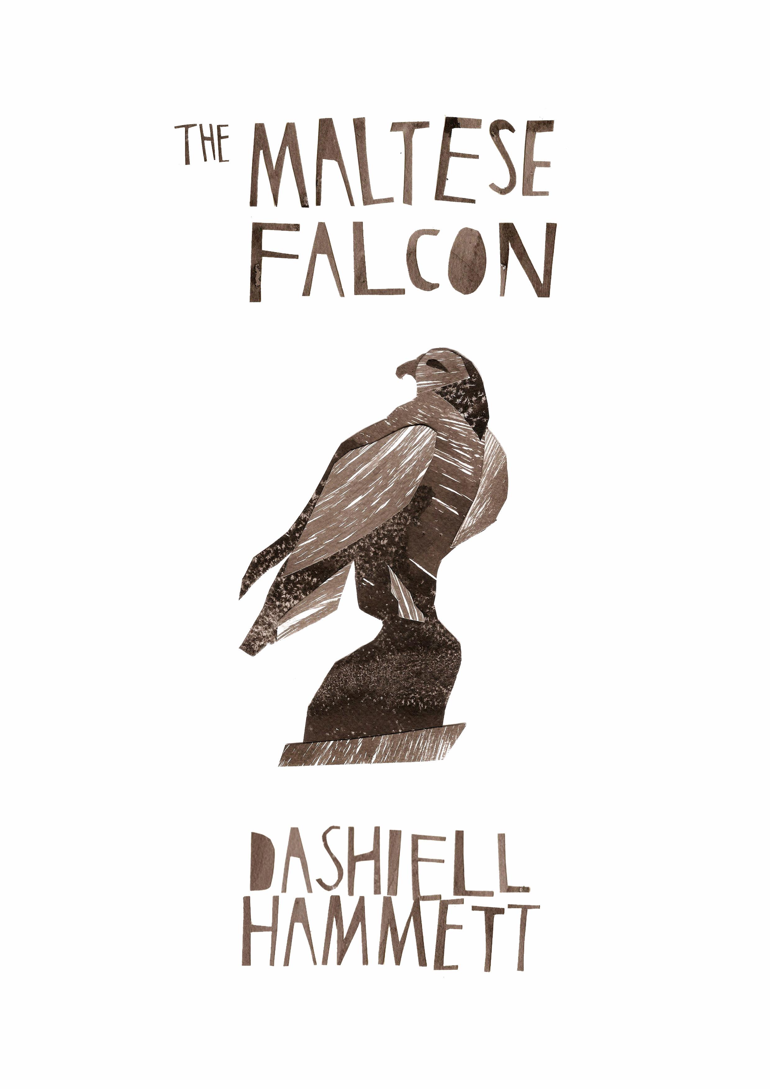 Maltese Falcon text small image