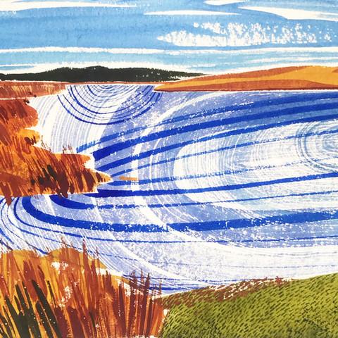 'Loch Humphrey, Scotland'