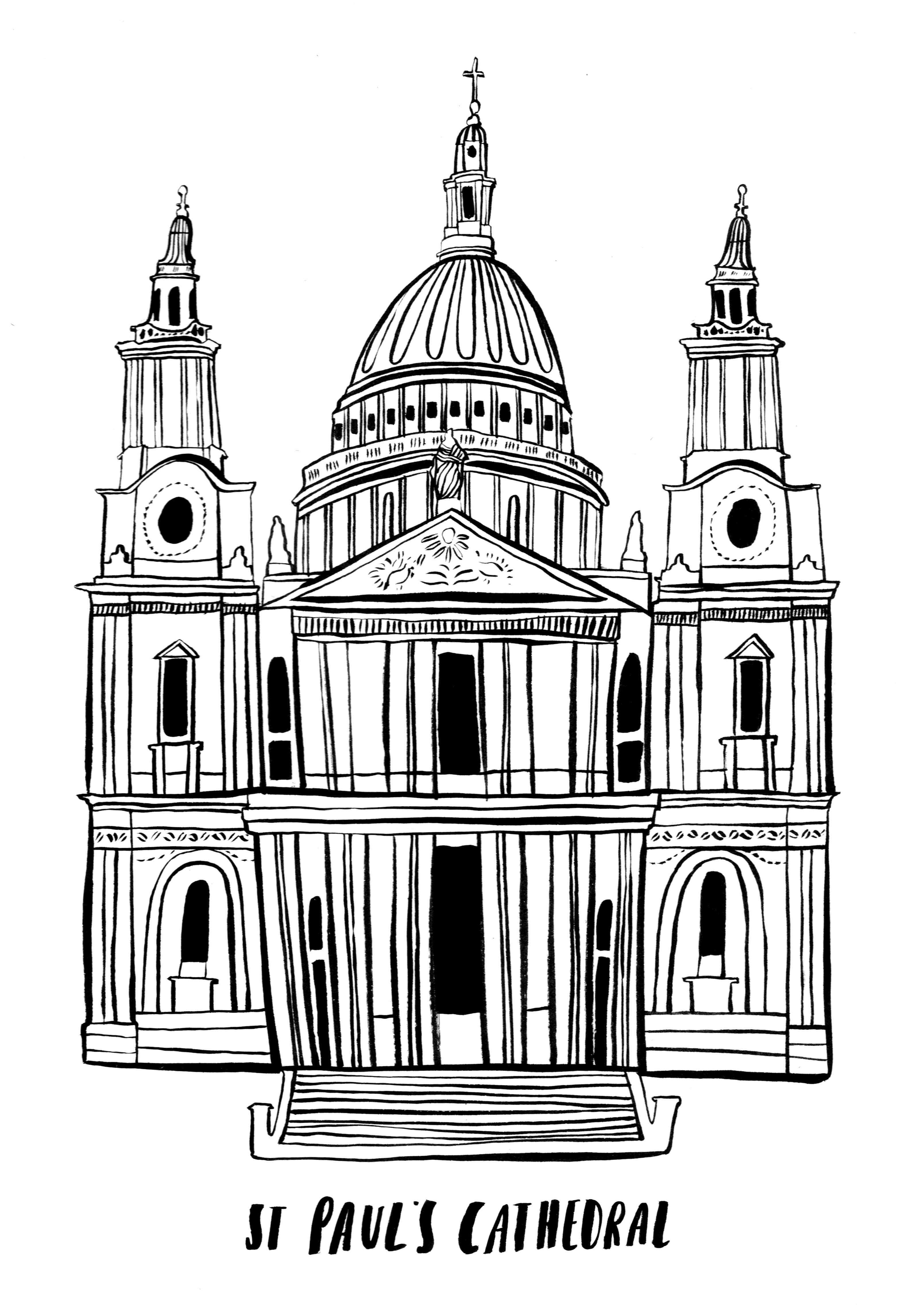 'St. Paul's Cathedral'