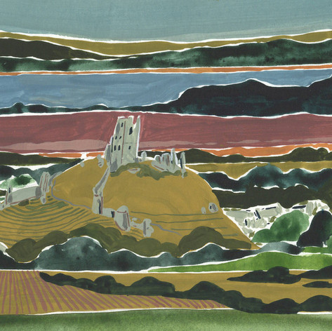'Corfe Castle'