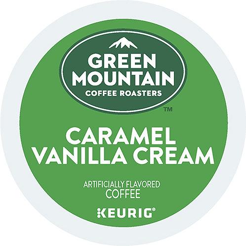 Caramel Vanilla Cream Coffee K-Cup