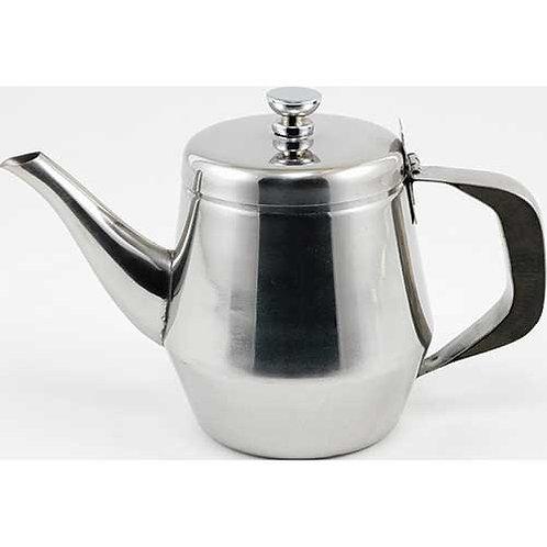 Winco 20 oz. Stainless Steel Teapot