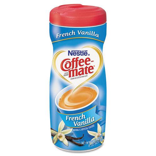 French Vanilla Creamer Powder, 15oz