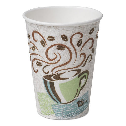 Hot Cups, Paper, Coffee Design