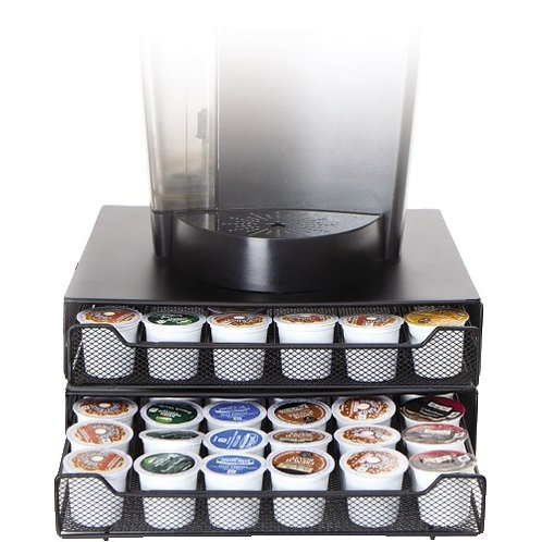 Mind Reader Coffee Pod Double Drawer