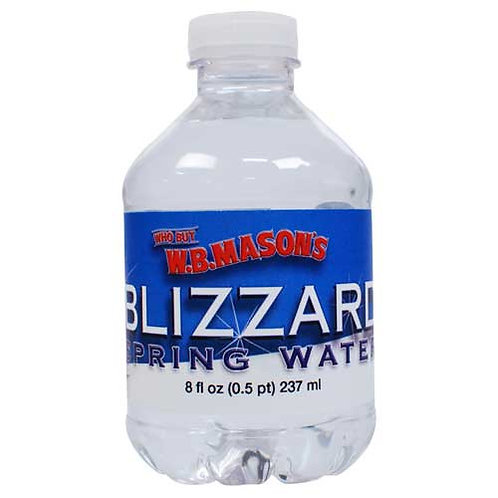 Spring Water, 8 oz., 24/CT