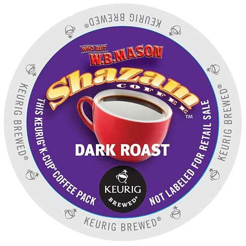 Shazam K-Cup Pods, Dark Roast