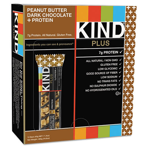 KIND Plus Nutrition Boost Bar, 1.4 oz