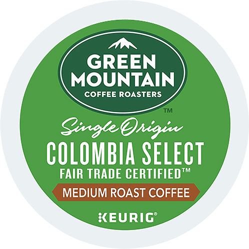 Colombian Fair Trade Coffee K-Cup