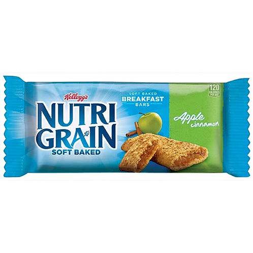 Cereal Bars, Apple Cinnamon, 8/BX