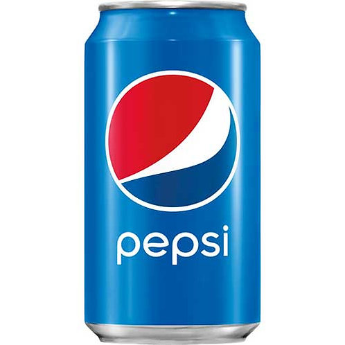 Pepsi Cola, 12 oz. Can