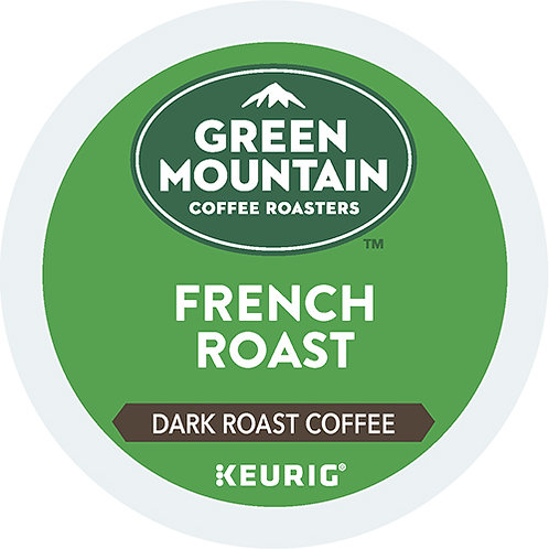 French Roast Coffee K-Cup Pods