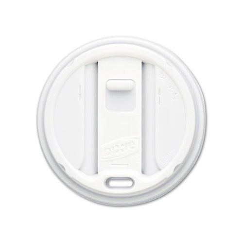 Reclosable Lids for Hot Cups