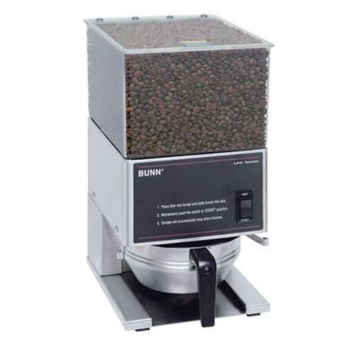 Low Profile Control Coffee Grinder