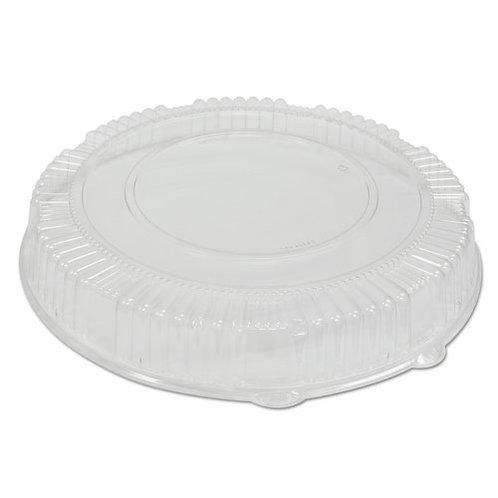 "WNA Caterline Dome Lids, Plastic, 18"""