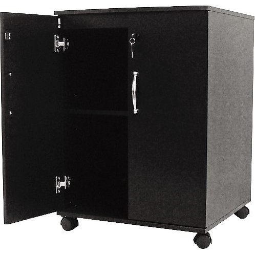 Holiday House Black Coffee Cabinet