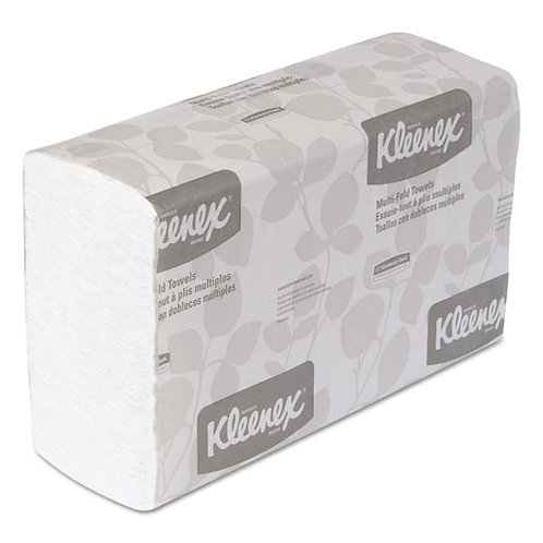 Multifold Paper Towels, 9 1/5 x 9 2/5