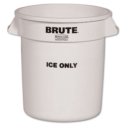 Commercial Brute Ice-Only Container