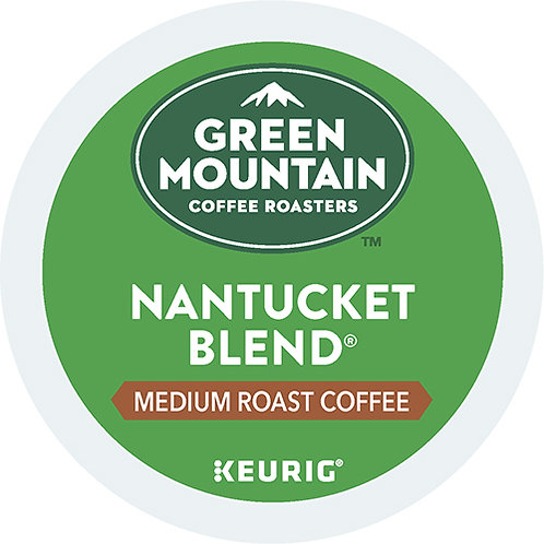 Nantucket Blend Coffee K-Cup Pods