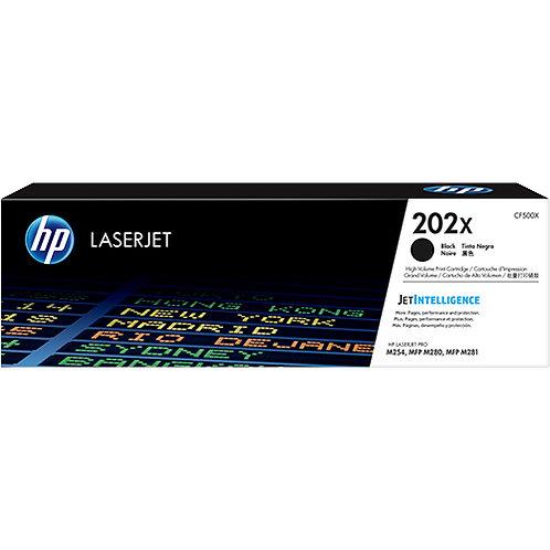 HP 202X, (CF500X) Toner Cartridge