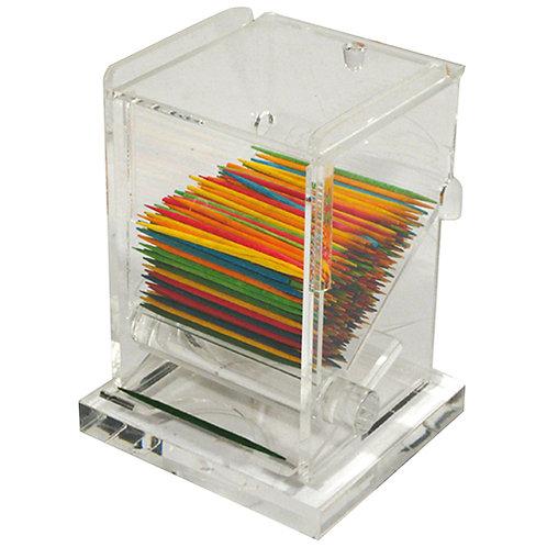 Toothpick Dispenser, Acrylic
