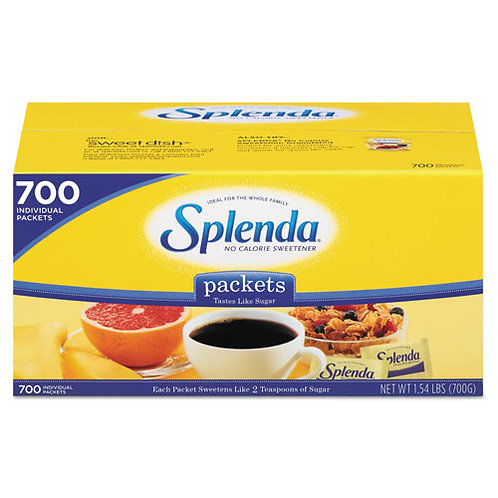 No Calorie Sweetener Packets
