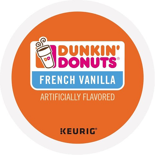 Dunkin Donuts French Vanilla