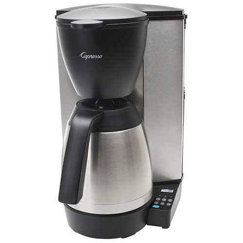 Capresso 10-cup coffee brewer