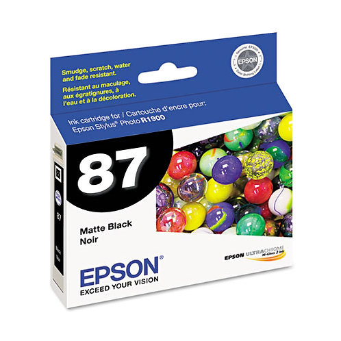 Epson T087820 (87) UltraChrome Ink