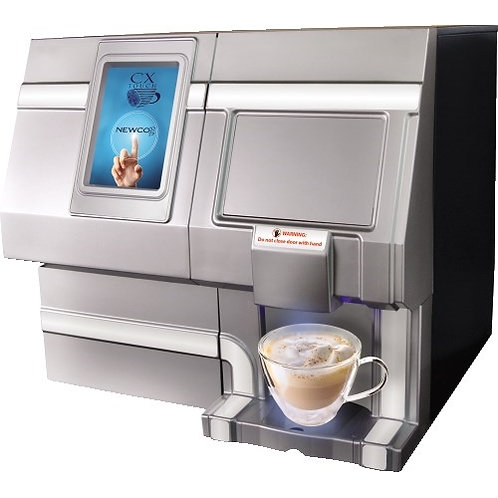 Newco CX Touch Specialty Drink Machine