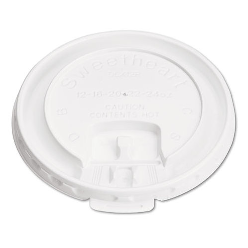 Lock Tab Cup Lids for Foam Cups