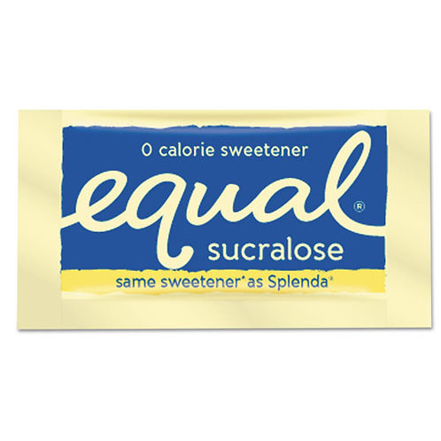 Sucralose Zero Calorie Sweetener Packets