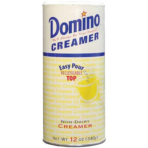 Non-Dairy Creamer, 12 oz. Canister