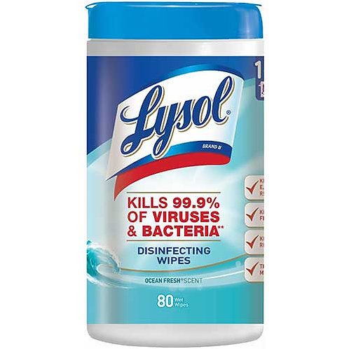Brand Disinfecting Wipes