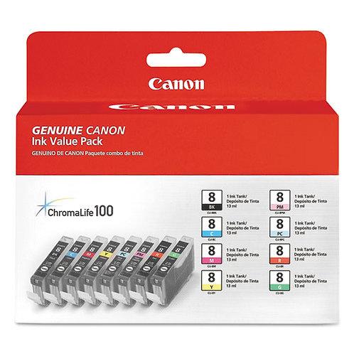 Canon 0620B015 (CLI-8) Ink