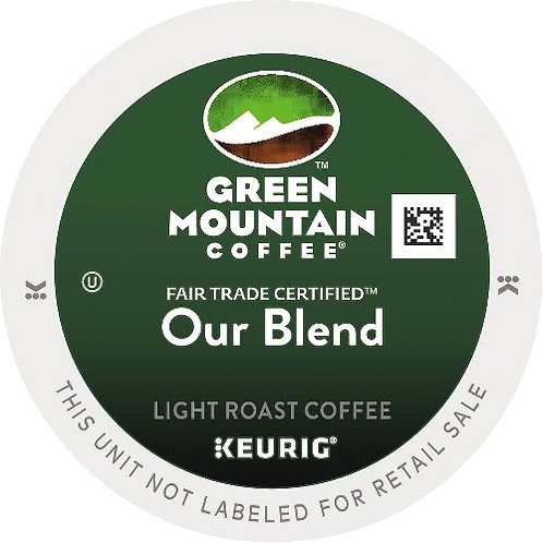 Our Blend Coffee K-Cup Pods