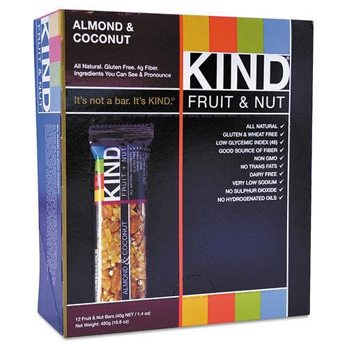 KIND Fruit and Nut Bar, Almond/Coconut