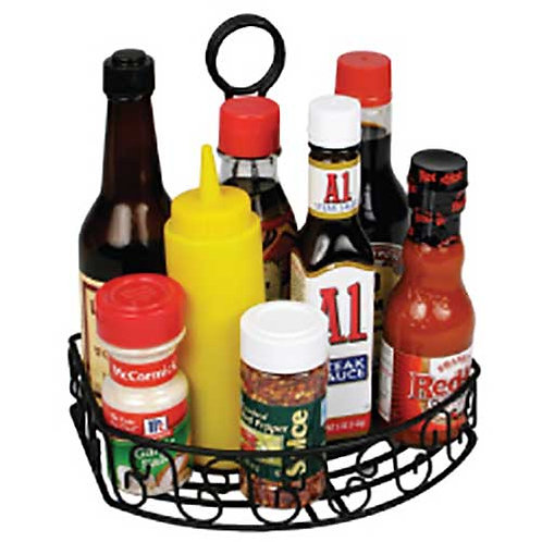 Oblong Condiment Caddy, 8-1/4""