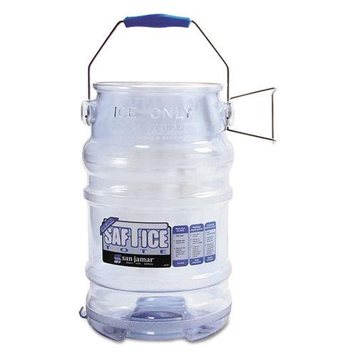 Saf-T-Ice Tote, 6gal Capacity